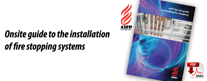 ASFP Onsite Installation Guide Header