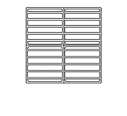 Air Transfer Grille 1300 Illustration