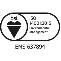 BSI ISO Environmental Logo EMS 637894