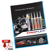 Download Fire Construction Products PDF
