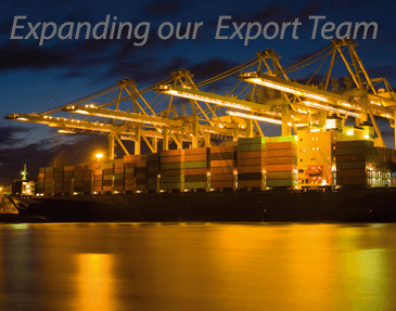 Expanding Our Export Featured Image