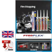 Fire Stopping Products And Fire Door Seals From Pyroplex
