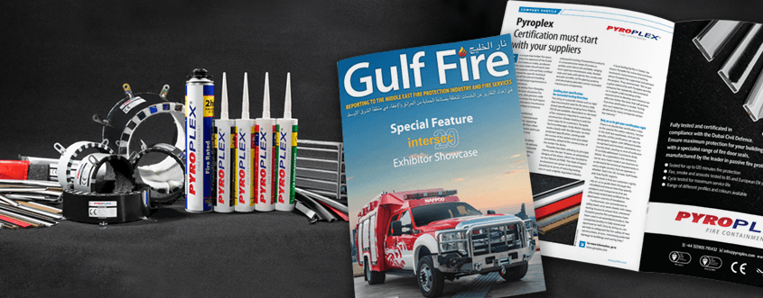 Gulf Fire News Header