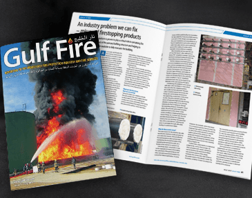 Gulf Fire Article