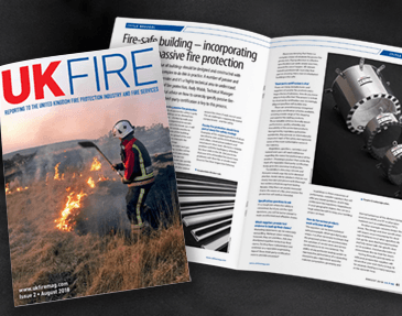 UK Fire Magazine News