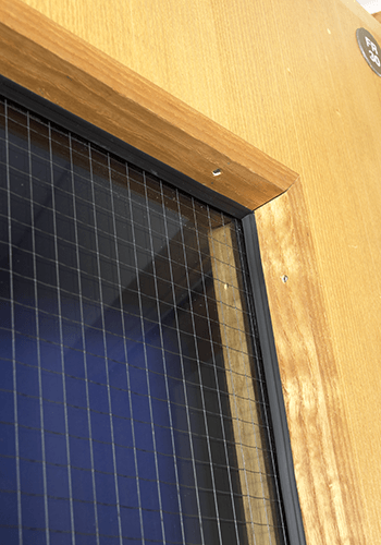 Timber Fire Door Glazing Systems
