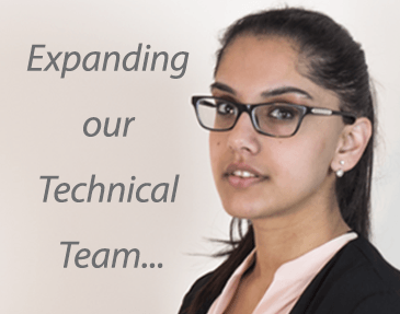 Addition to technical team featured image